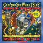 Can You See What I See? Dream Machine: Picture Puzzles to Search and Solve Cover Image