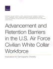 Advancement and Retention Barriers in the U.S. Air Force Civilian White Collar Workforce: Implications for Demographic Diversity Cover Image