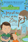 Meet the Crew at the Zoo (Mysteries on Zoo Lane #1) Cover Image