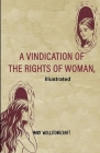 A Vindication of the Rights of Woman (ILLUSTRATED) Cover Image