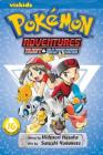 Pokémon Adventures (Ruby and Sapphire), Vol. 16 Cover Image