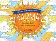 Color 'n Postcards: Karma Cover Image