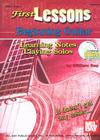 First Lessons Beginning Guitar: Learning Notes / Playing Solos Cover Image