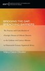 Bridging the Gap, Breaching Barriers (American Society of Missiology Monograph #50) Cover Image