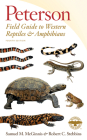 Peterson Field Guide to Western Reptiles & Amphibians, Fourth Edition Cover Image