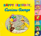 Happy Birthday, Curious George Cover Image