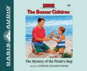 The Mystery of the Pirate's Map (Library Edition) (The Boxcar Children Mysteries #70) Cover Image