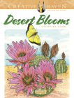 Creative Haven Desert Blooms Coloring Book (Creative Haven Coloring Books) Cover Image