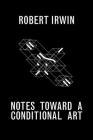 Notes toward a Conditional Art Cover Image