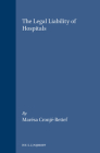 The Legal Liability of Hospitals Cover Image