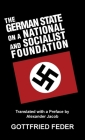 The German State on a National and Socialist Foundation Cover Image