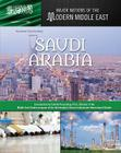Saudi Arabia (Major Nations of the Modern Middle East #13) Cover Image