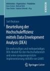 Beurteilung Der Hochschuleffizienz Mittels Data Envelopment Analysis (Dea): Ein Mehrstufiges Und Mehrperiodiges Dea-Modell Für Den Hochschulbereich Un (Information - Organisation - Produktion) Cover Image