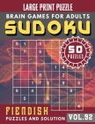 Suduko for adults: hardest sudoku puzzle books - Sudoku Hard Quiz Books for Expert - Sudoku Maths Book for Adults & Seniors Cover Image