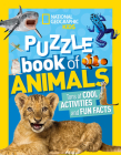National Geographic Kids Puzzle Book: Animals (NGK Puzzle Books) Cover Image