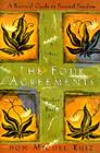 The Four Agreements: A Practical Guide to Personal Freedom, a Toltec Wisdom Book Cover Image