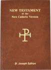 Saint Joseph Vest Pocket New Testament-NCV Cover Image