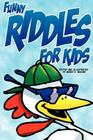 Funny Riddles For Kids Cover Image