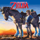 Legend of Zelda 2021 Wall Calendar Cover Image