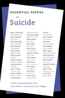 Essential Papers on Suicide (Essential Papers on Psychoanalysis #20) Cover Image