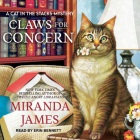 Claws for Concern (Cat in the Stacks Mystery #9) Cover Image