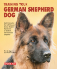 Training Your German Shepherd Dog (Training Your Dog) Cover Image