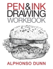 Pen and Ink Drawing Workbook Cover Image