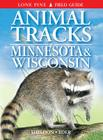 Animal Tracks of Minnesota and Wisconsin Cover Image