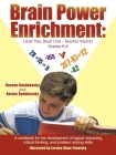Brain Power Enrichment: Level Two, Book One-Teacher Version Grades 6-8: A Workbook for the Development of Logical Reasoning, Critical Thinking Cover Image