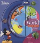 Discover Our World Globe Book Cover Image
