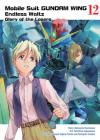 Mobile Suit Gundam WING, volume 12 Cover Image