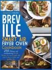 Breville smart air fryer oven cookbook Cover Image