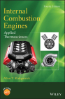 Internal Combustion Engines: Applied Thermosciences Cover Image