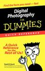 Digital Photography for Dummies: Quick Reference (For Dummies: Quick Reference (Computers)) Cover Image