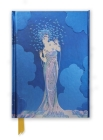 Erte: Fantasia (Foiled Journal) Cover Image