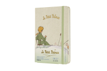Moleskine 2020-21 Petit Prince Weekly Planner, 18M, Pocket, Planet, Hard Cover (3 x 5.5) Cover Image