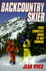 Backcountry Skier Cover Image