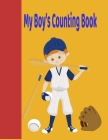 My Counting Book: Boy's Counting Book Cover Image