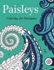 Paisleys: Coloring for Everyone Cover Image