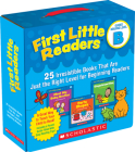 First Little Readers Parent Pack: Guided Reading Level B: 25 Irresistible Books That Are Just the Right Level for Beginning Readers Cover Image