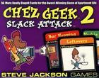 Chez Geek 2: Slack Attack Cover Image