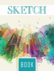 Sketch Book: 8.5 X 11 Large Notebook for Drawing, Doodling or Sketching, 100 Pages, Notebook and Sketchbook to Draw and Journal (Wo Cover Image