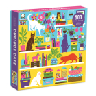 Curious Cats 500 Piece Puzzle Cover Image