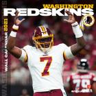 Washington Redskins 2021 12x12 Team Wall Calendar Cover Image