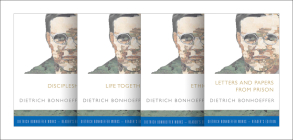 Dietrich Bonhoeffer Worksreader's Edition Set Cover Image