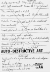 Auto-Destructive Art: Metzger at AA Cover Image