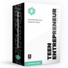 Teen Entrepreneur Toolbox: The Small-Business Guide for Teens Cover Image