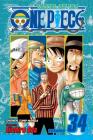 One Piece, Vol. 34 Cover Image