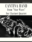 Cantina Band from Star Wars: Arrangement for Clarinet Quartet Cover Image