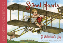 Sweet Hearts: Valentine Postcard Book Cover Image